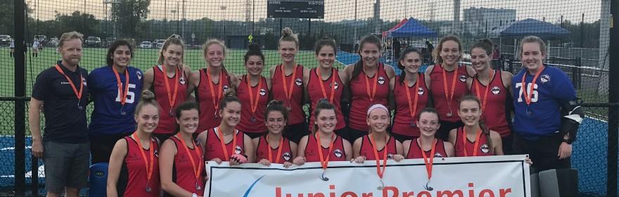 Philly HC U19's JPOL 2019 2nd place
