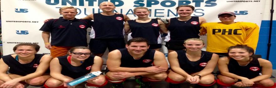Philly Adult Team USTC Winners 2015/16