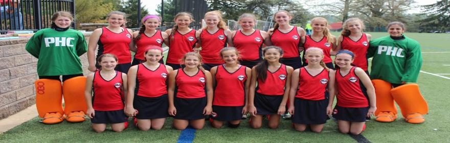 JPOL U14 Team 2016