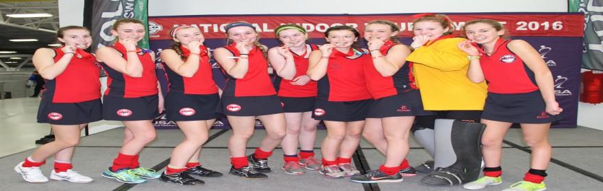 U16 1 NIT Winners 2015/16