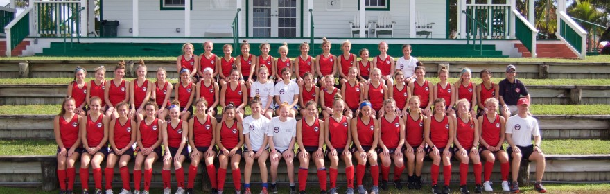 Festival U19, U16, U14 Teams 2018